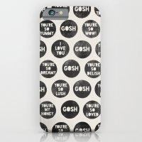 Colorplay_Goshquotes iPhone 6 Slim Case