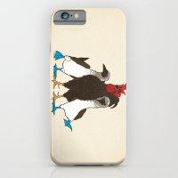 Russian Massage iPhone 6 Slim Case