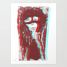 ppoorrttrraaiitt Art Print