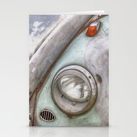 VW Beetle Stationery Cards