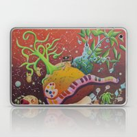 Inspired planet Laptop & iPad Skin