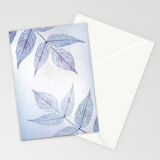 purple fall Stationery Cards