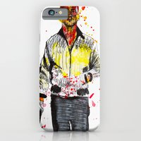 drive iPhone & iPod Cases featuring drive by benjamin james