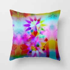 Lucy 101 Throw Pillow