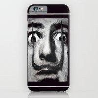 I am drugs ( Salvador Dali ) iPhone 6 Slim Case
