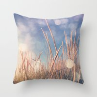 Prelude to Dusk Throw Pillow
