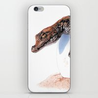 to life iPhone & iPod Skin