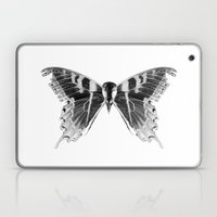 Wings And Skull #1 Laptop & iPad Skin