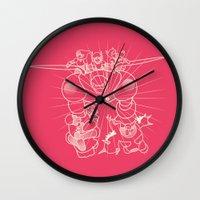 Flight BH6 Wall Clock