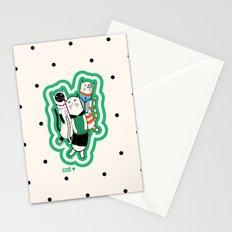 Joana's cats Stationery Cards