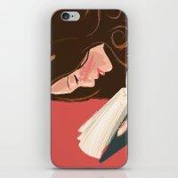 Favorite Book iPhone & iPod Skin