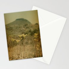 dry heat Stationery Cards