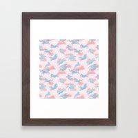 Magic Ponies Framed Art Print