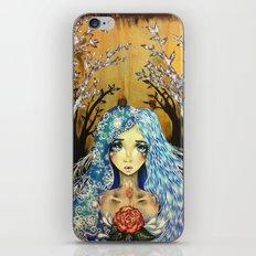 Winter Angel iPhone & iPod Skin