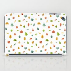 Autumn is coming iPad Case