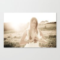 Carly Grace Canvas Print