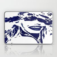Blue II Laptop & iPad Skin