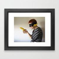 Kit da lavoro Framed Art Print