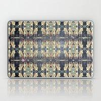 Fox Galaxy Laptop & iPad Skin