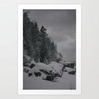 StormHaven Art Print