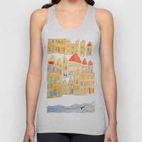 this town Unisex Tank Top