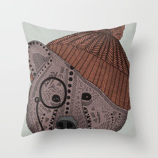 Torsten Throw Pillow