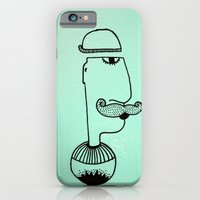 iPhone & iPod Case featuring BigBigotes by Alfredo Canales  //  Elmotín