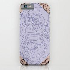 Art Nouveau Rose Slim Case iPhone 6s