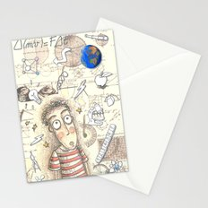 SCIENCE WORLD Stationery Cards