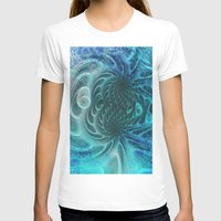 fractal T-shirts featuring Fractal by nicky2342