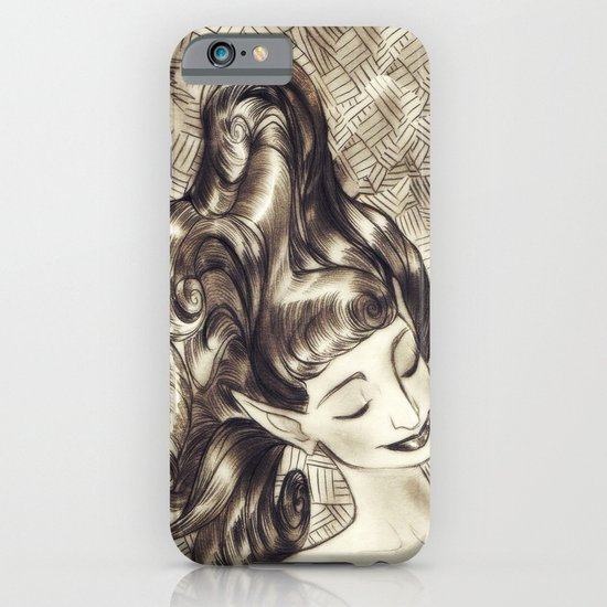All Grown Up iPhone & iPod Case