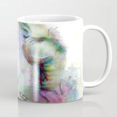 Marilyn under brushes effects Mug