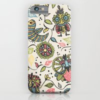 iPhone & iPod Case featuring Woodland by Sarah Doherty