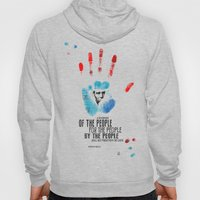 American Hands: Abraham Lincoln Hoody