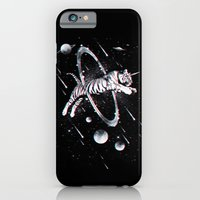 iPhone Cases featuring space circus by Steven Toang