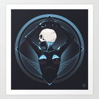 Human Ascension Art Print