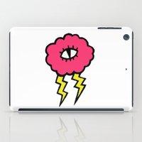 Lily Lightning iPad Case