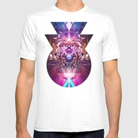 Vanguard Mkiv Mens Fitted Tee White SMALL