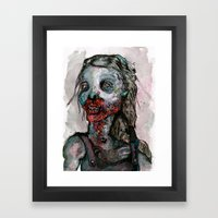 Delicious And Healthy Framed Art Print