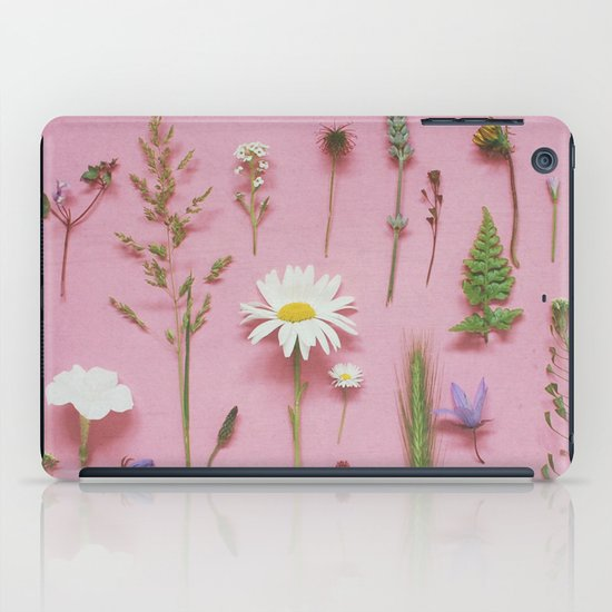 Wild Flowers iPad Case