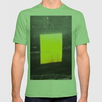 SQUARE Mens Fitted Tee Grass SMALL