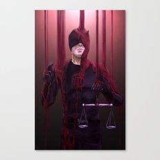 Daredevil/Salvator Lex Canvas Print