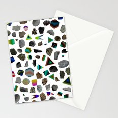 building site light Stationery Cards