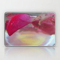 Rose Petals in Water Laptop & iPad Skin
