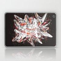 Mind bending Splat Laptop & iPad Skin