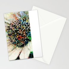 Floral Mosaic Stationery Cards