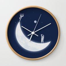Skate Park Wall Clock