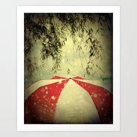 It Can't Rain All The Ti… Art Print