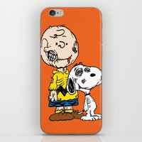 The Perfect Friend iPhone & iPod Skin