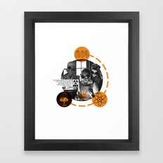 You Can Quote Me - Isaac Asimov Framed Art Print